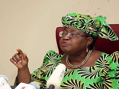 Okonjo-Iweala lied on budget implementation