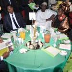 PIC 1 LAUNCH OF OBASANJO FOUNDATION