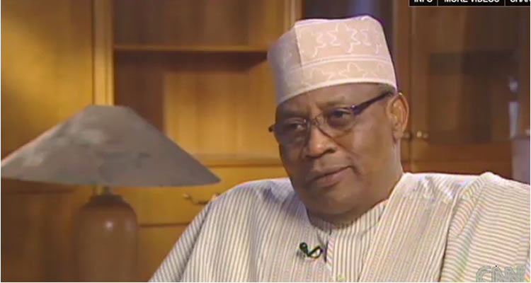 IBB Joins Millions of Nigerians to Condemn Aso Rock Rent