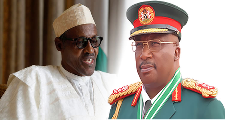 Comptroller-Generals: What Is President Buhari Up To?