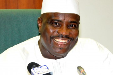 SPEAKER HOUSE OF   REPRESENTATIVES, AMINU TAMBUWAL