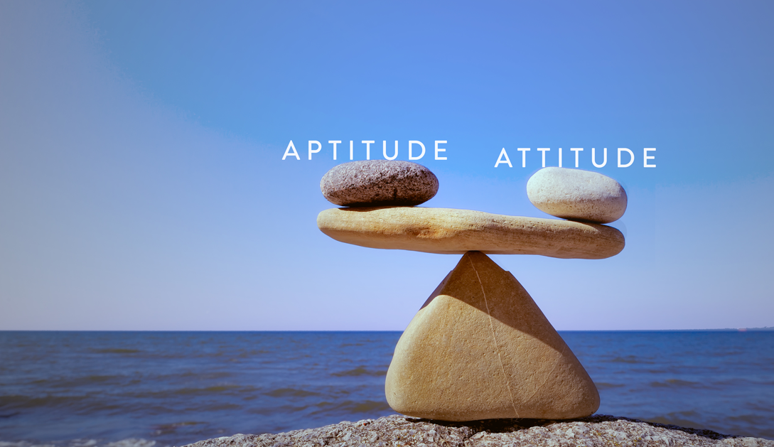 Home articles amp opinions between aptitude and attitude