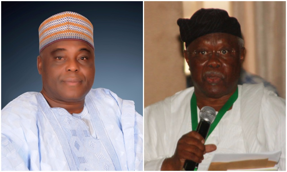 Image result for dokpesi and bode george
