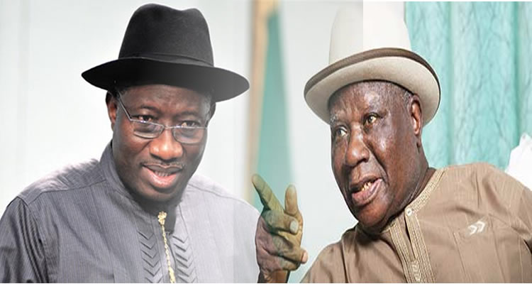 "Edwin Clark was once quoted as saying, ""If You Fight Jonathan, You Are Fighting God"""