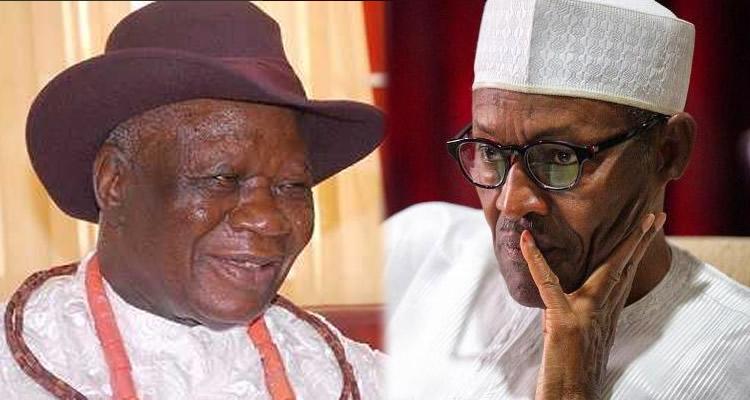 Beware of Pa Edwin Clark, Dr Abati tells Buhari - Pointblank News