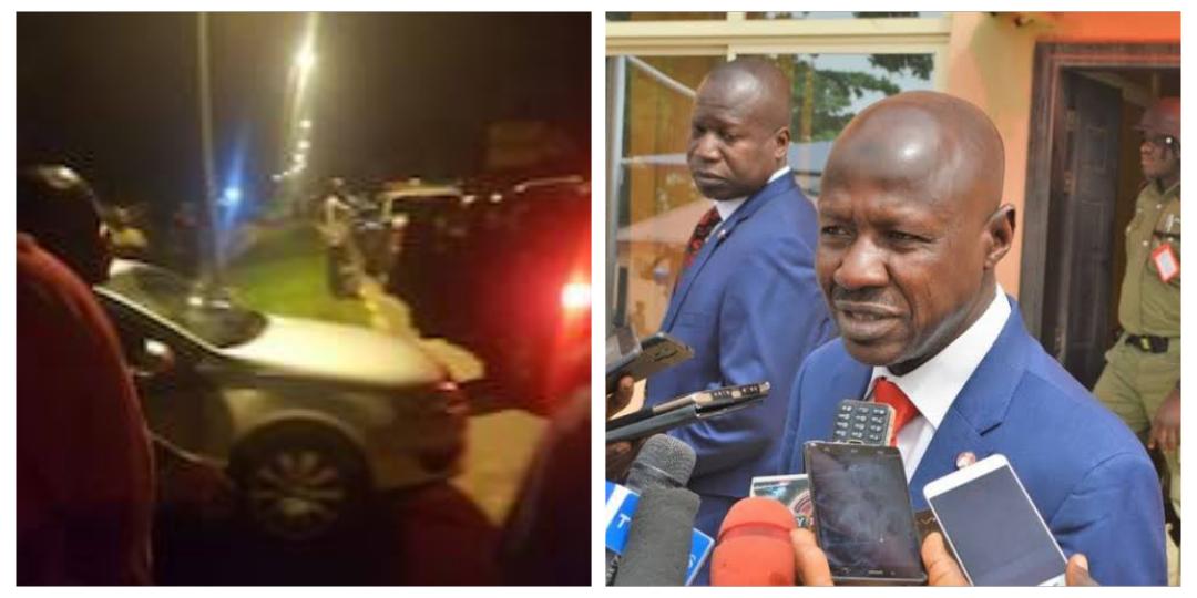 Security Agents Raid Magu's Houses In Abuja - Pointblank News
