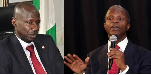 How Magu Embezzled N39billion, Gave Osinbajo N4billion, Begs For Soft Landing